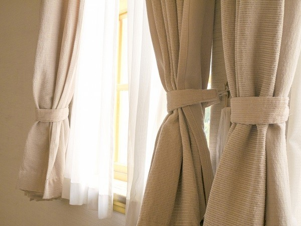 ビニールカーテン設置について